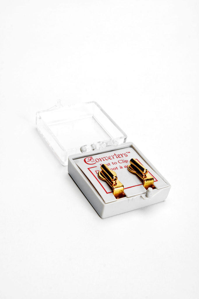 CN105G- Converters Gold Tone