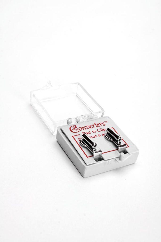 CN105R- Converters Silver Tone
