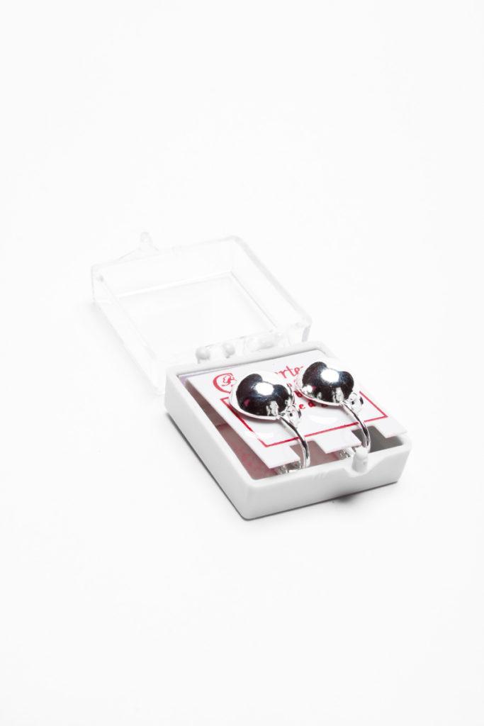 FCNR1052–Med.-Fish-Hook-Earring-Converter-Silver-Tone2