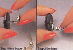 58bb9bdfa Earring Converters™ Silver Tone | Earring Doctor